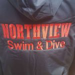 school swim team jacket
